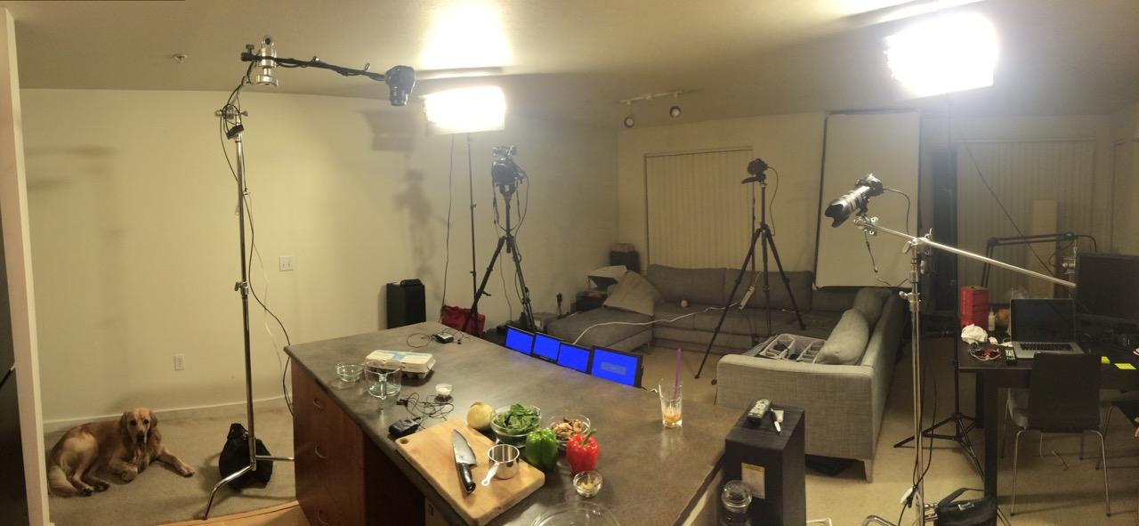 Multi-Camera Behind the Scenes