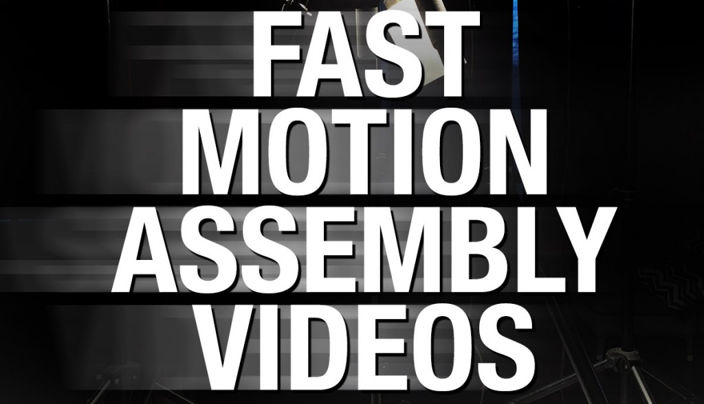 How to Create Fast Motion Assembly Videos