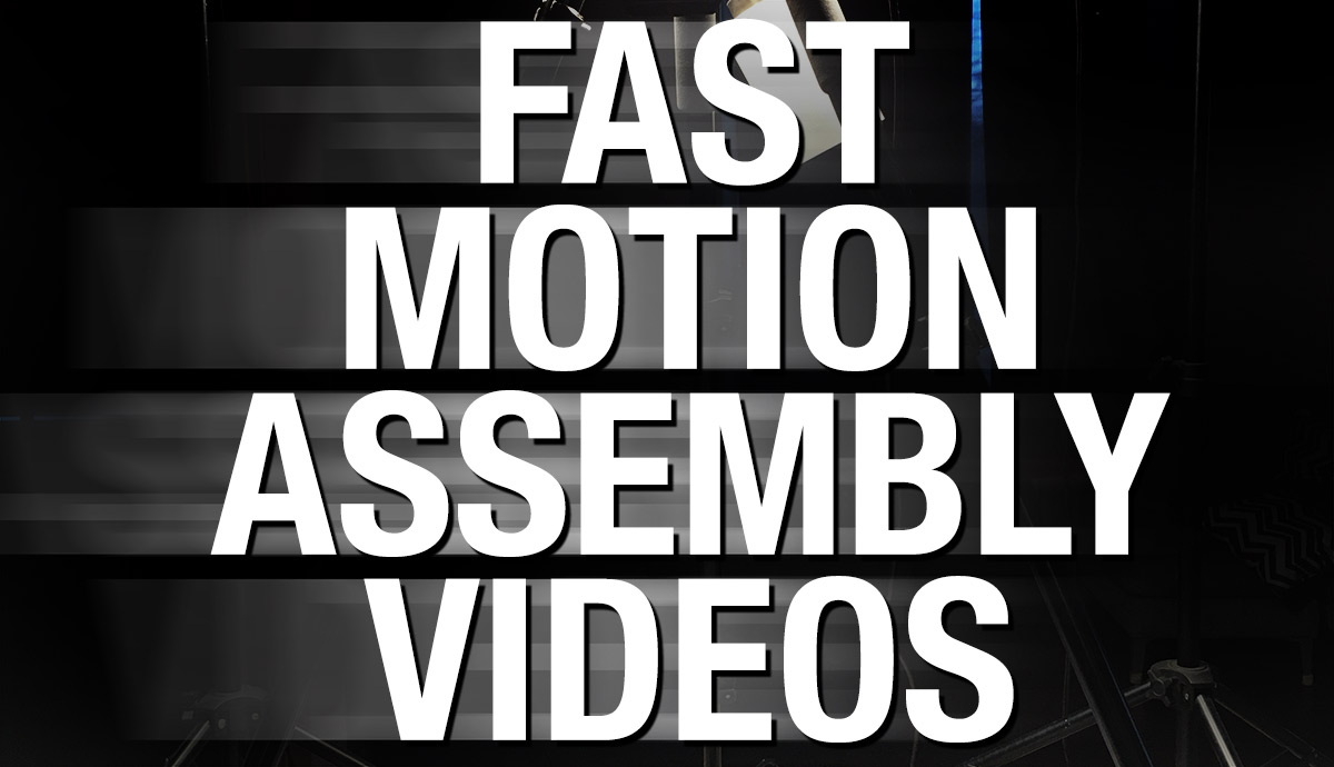 How to create fast motion assembly videos the blog village ccuart Images